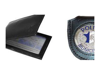 Portes cartes - insignes